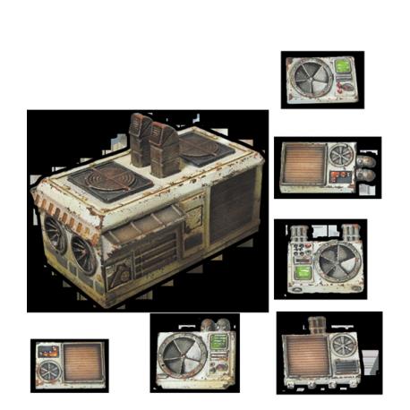 Equipment A/C