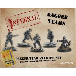 DT01 - Dagger Team Starter Set
