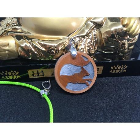 Fox medallion