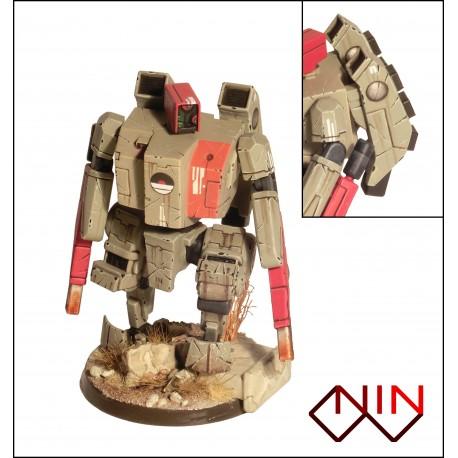 XV7 Stratos Battlesuit