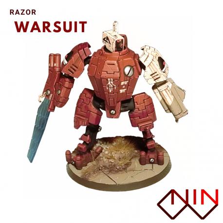 Razor Warsuit