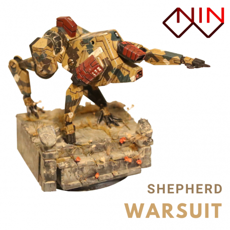 Shepher Warsuit