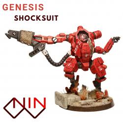 GENESIS SHOCKSUIT