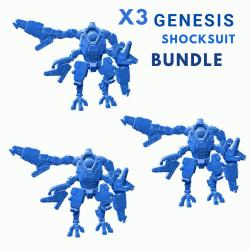 3 Genesis Bundle